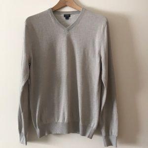Jcrew Men's Vneck Sweater